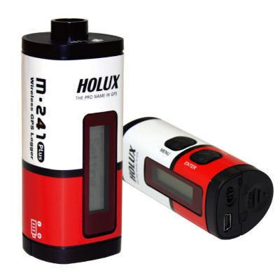Holux M-241 plus GPS Data Logger