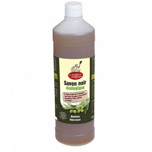 black soap for natural cleaning