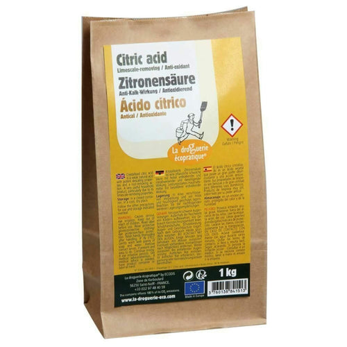 Citric acid (1kg)