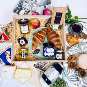 Le Élise Hamper - Luxury Vegetarian Hamper - French Food Gifts   - La French Maison