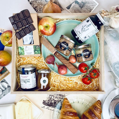 Le Gaspard French Food Hamper - Luxury Artisan Gifts - La French Maison