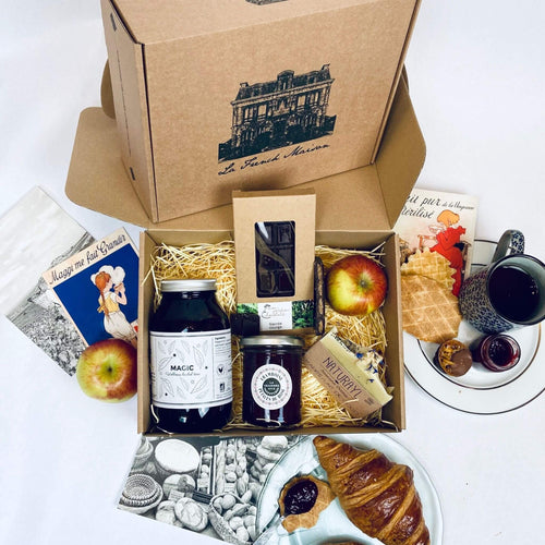 La Délicatesse Hamper - Award Winning French Hamper - Luxury Gift Hampers   -  La French Maison