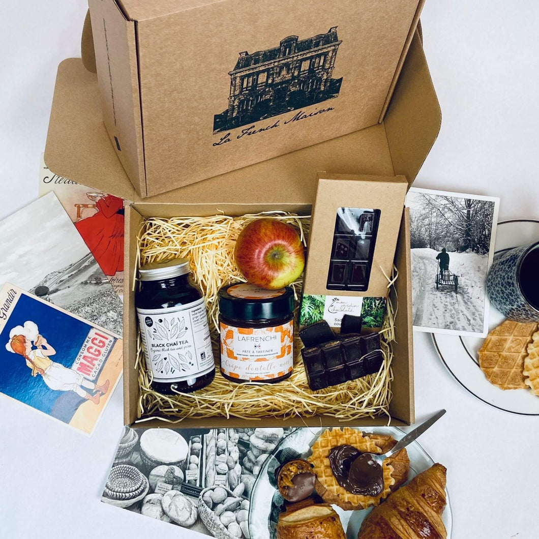 Le Petit Hamper - Fine Food Hampers - La French Maison