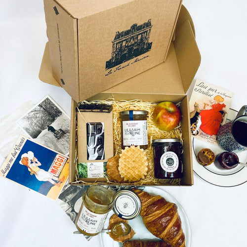 Sweet Madness Hamper in our Eco box!