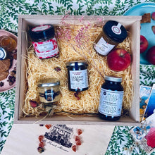 Load image into Gallery viewer, The Amour hamper: vegetarian artisan French food.