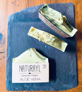 organic aloe vera soap bar for sensitive skins