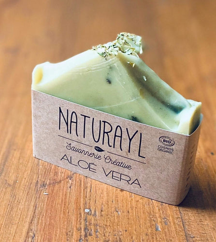 organic aloe vera soap bar for shower
