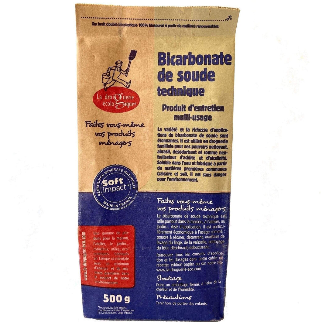 bicarbonate of soda for natural cleaning