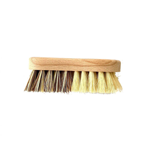 traditional garden scrubby brush