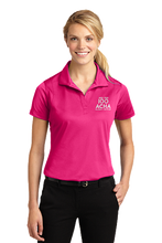 Load image into Gallery viewer, Ladies Micropique Sport-Wick Polo