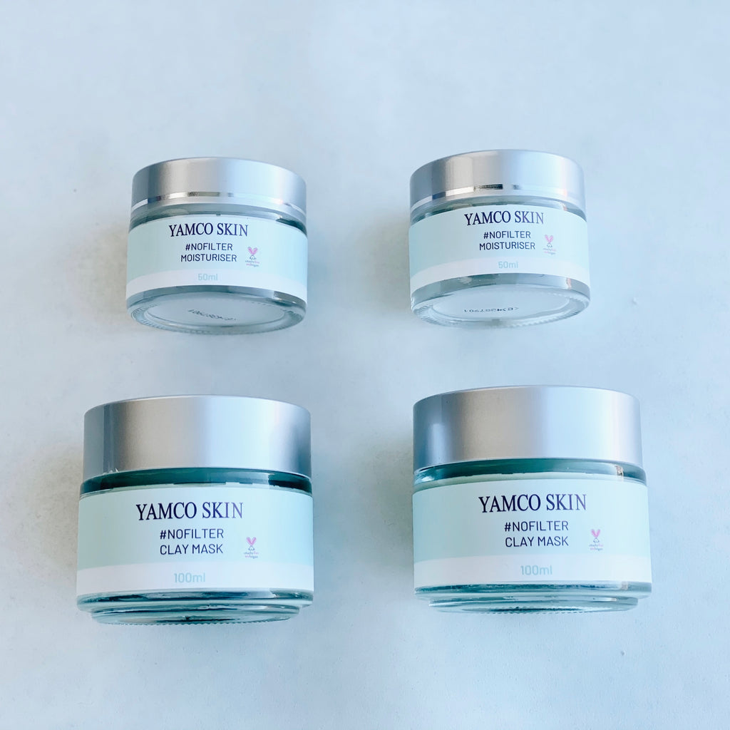 Double #NoFilter Essential Set - Yamco Skin