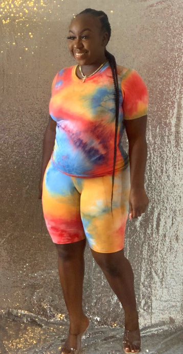 Tye Dye Love Set (Light Blue) - Shop For Keeps Online