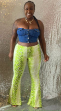 Load image into Gallery viewer, Jiggle Pants (Neon Yellow) - Shop For Keeps Online