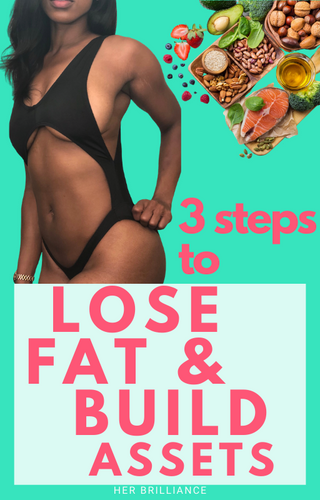 3 Steps to Losing Fat & Building Assets eBook