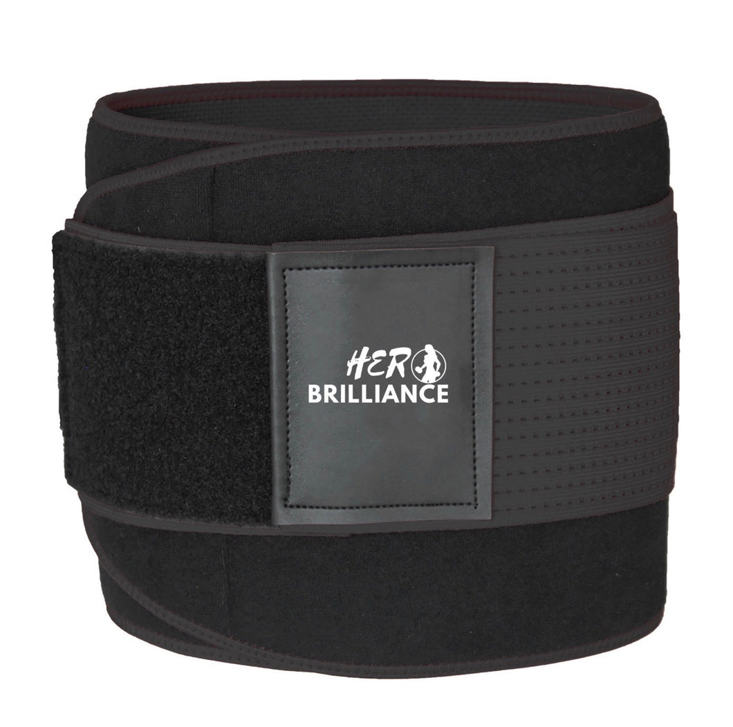 Her Brilliance Waist Sweat Belt