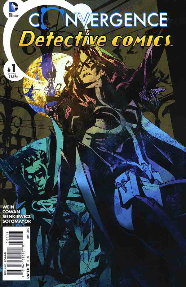 Convergence: Detective Comics - Issue 1