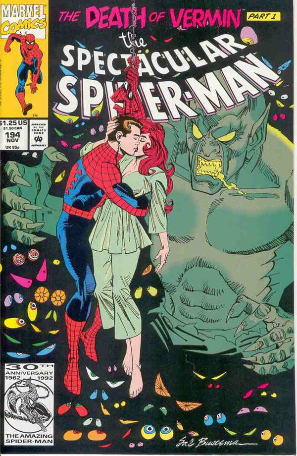 The Spectacular Spider-Man - Issue 194