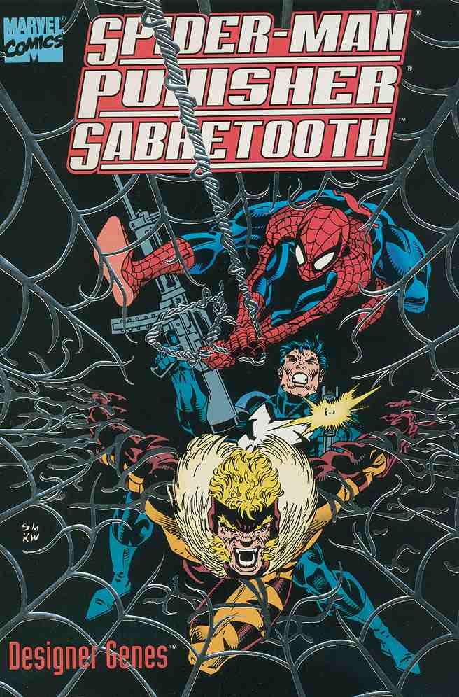 Spider-Man, Punisher, Sabretooth: Designer Genes - Issue 1