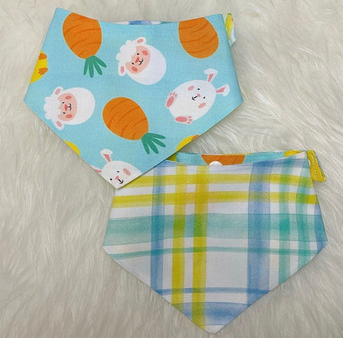 Reversible Bandana- Spring is in the Air