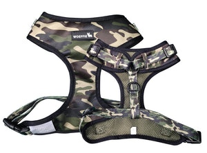 Adjustable Harness - Army Lover
