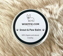 Load image into Gallery viewer, Care - Snout &  Paw Balm
