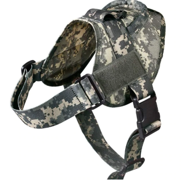 Tactical Service Dog Harness