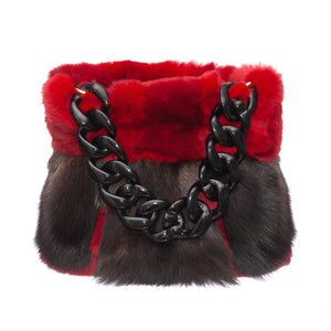ASHARA FUR RED