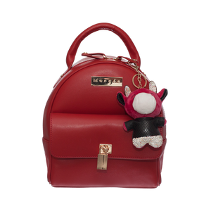 EMILY RED-Backpack-Margée