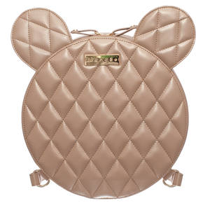 AIME NUDE QUILTED-Backpack-Margée