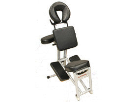 strongelite ergo pro portable massage chair package black starjay