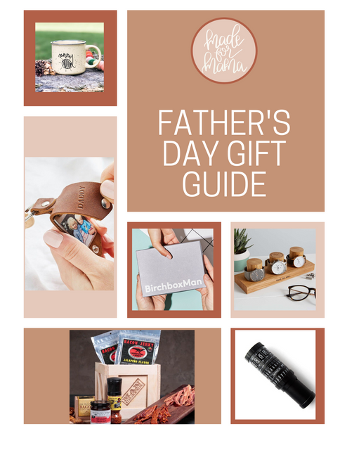 Father's Day Gift Guide - Made for Mama Shop