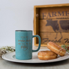 feed me pumpkin donuts and tell me i'm pretty campfire mug by Made For Mama Shop