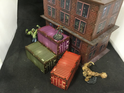 Scatter Terrain: Shipping Crate