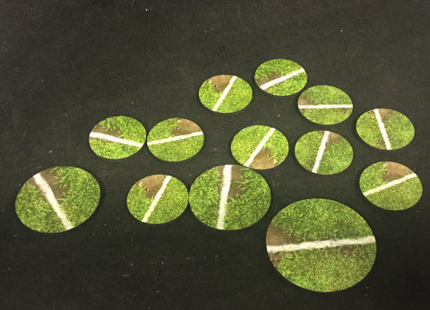 Guild Ball:  Preprinted Bases