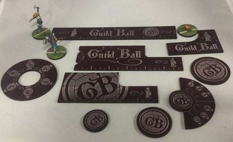 Guild Ball:  Precision Measurment Set