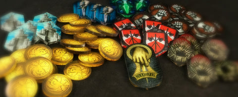 Game of Thrones Token Set