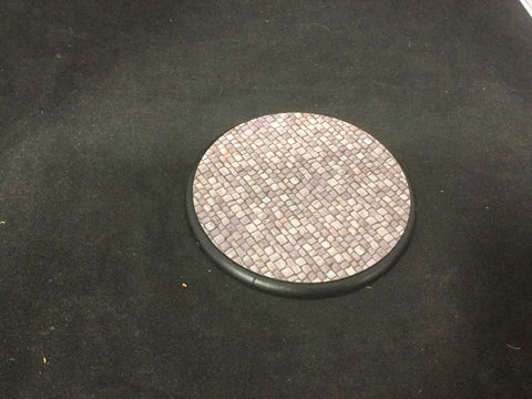 Basing Inserts: Cobblestone 120mm color