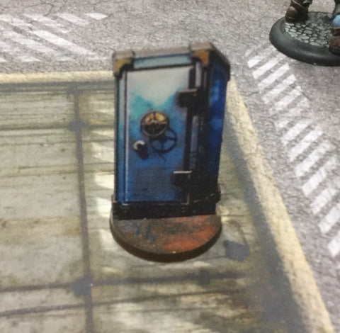 Mean Streets Objective Marker Pack 1
