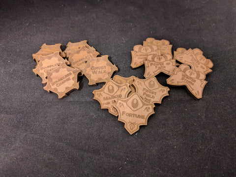 WM: Retribution Command Upgrade WOOD