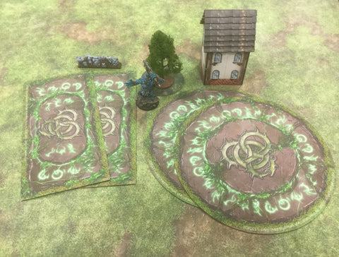 Warmachine: Officially Licensed Circle of Orboros Zones