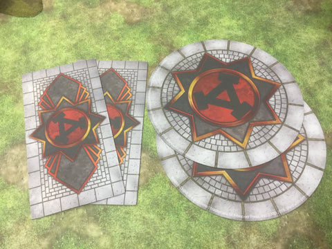 Warmachine: Officially Licensed Khador Zones