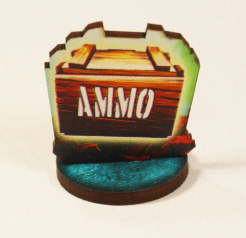 Mean Streets:  Objectives - Ammo Crate