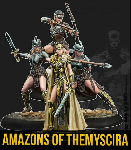 Batman: Amazons of Themyscira