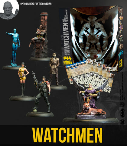 Batman: Watchmen Bat-Box