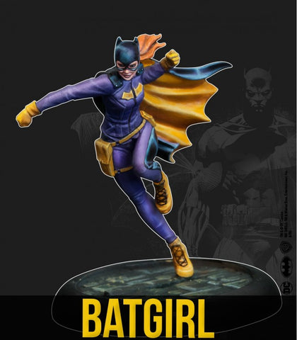 Batman: Batgirl Rebirth
