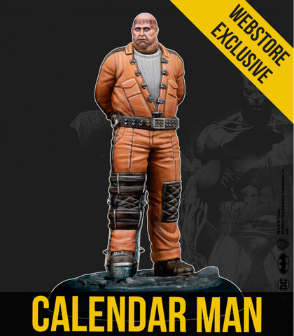 Batman: Calendar Man (LIMITED EDITION)