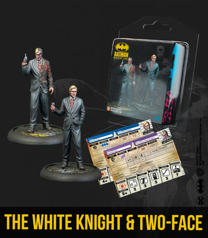 Batman: White Knight and Two Face