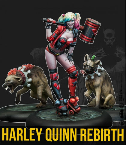 Batman: Harley Quinn Rebirth