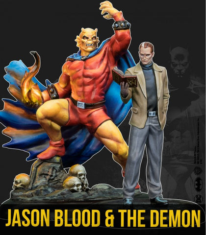Batman: Jason Blood and Etrigan