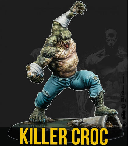 Batman: Killer Croc